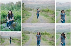 skagit and snohomish county family photographer senior pictures adventure session